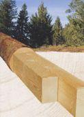 KVH / BSH / Schnittholz - bei Holz Kausche