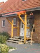 Überdachungen / Balkone von Holz Kausche