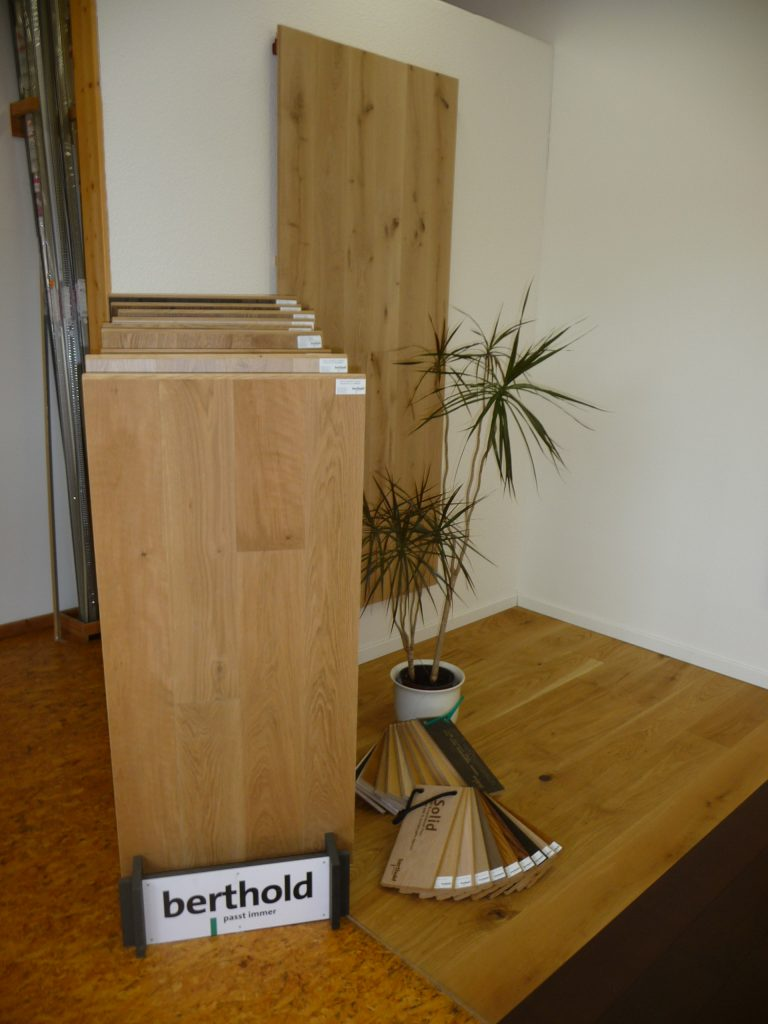 Ausstellung - Holz Kausche