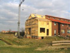 Holzrahmenbau - Holz Kausche - Fallersleben